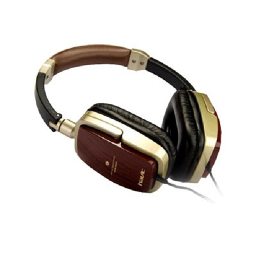HAVIT Headset [HV-H56D] - Brown - Headset Pc / Voip / Live Chat